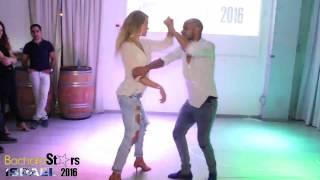 Frank & Gatica dance Bachata at Bachata stars Israel - Elvis Crespo ft Bachata Heightz - Tatuaje