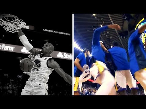Golden State Warriors vs Portland Trail Blazers - West finds the fountain of youth