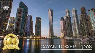 Apartment Showcase * Cayan Tower - 3208