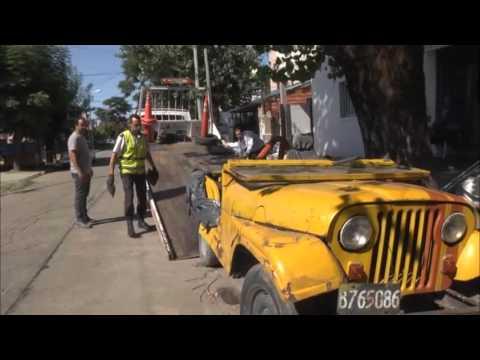 San Fernando intensificó el levantamiento de autos abandonados
