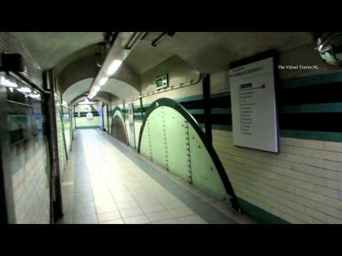 Historic London Underground Stations - Russell Square tube station 2