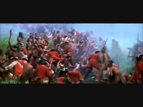 13 1/2  Last of the Mohicans  French and Indian War     1755 AD