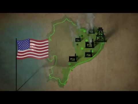 El gran daño que le hizo la texaco a Ecuador