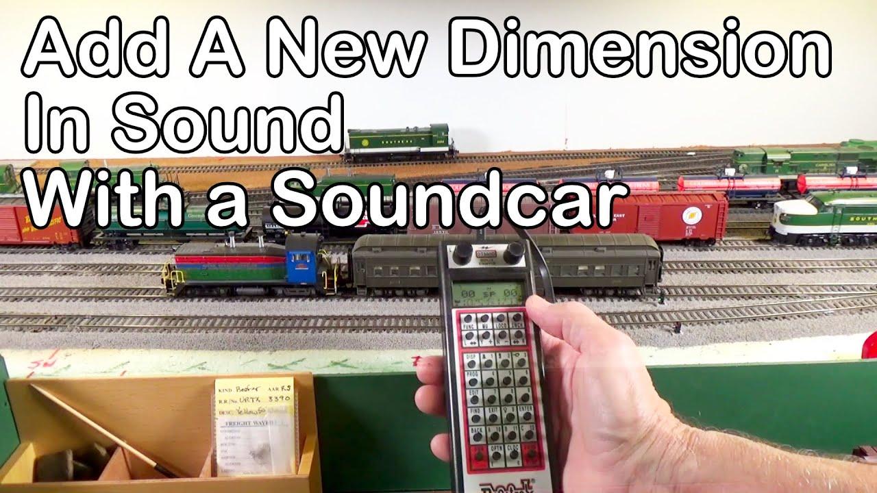 221. Add A New Dimension In Sound With A SoundCar
