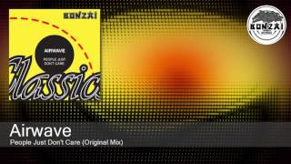 people just dont care _Original mix