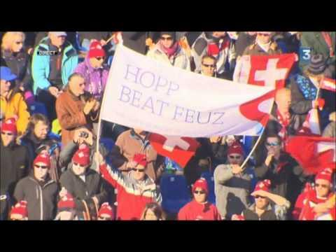 Kevin Esteve - Descens Garmisch 2011