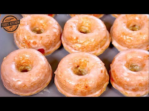 How to make BANANA DONUTS Baked recipe
