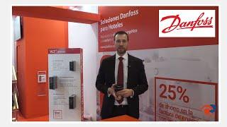DANFOSS Soluciones para ahorro energético en hoteles en la Feria Climatización y Refrigeración 2019
