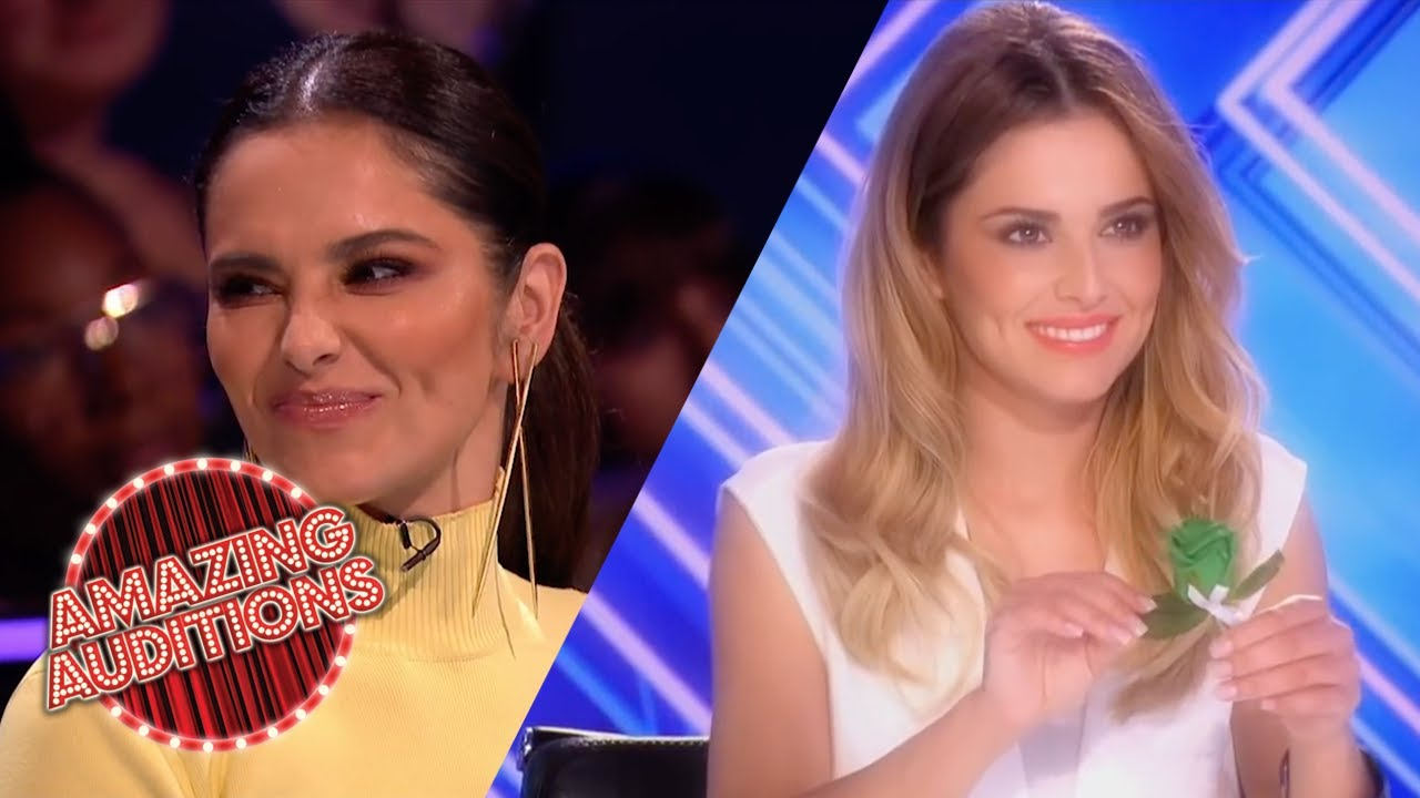 Cheryl's Favourite Auditions From The X Factor And The Greatest Dancer | Amazing Auditions
