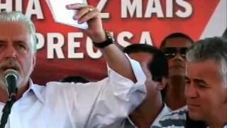 Jaques Wagner, Gov do PT da Bahia, rifa Dilma Rousseff, a Lady Gaga