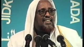 Warbixin ku saabsan safarkii Soomaaliya sh Cumar Faaruuq 1996 Somali Media