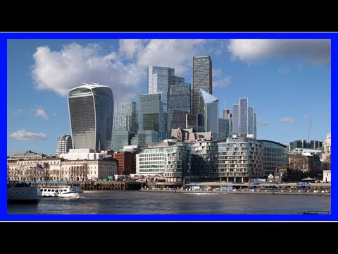 What the city of london's skyline will look like in 2026
