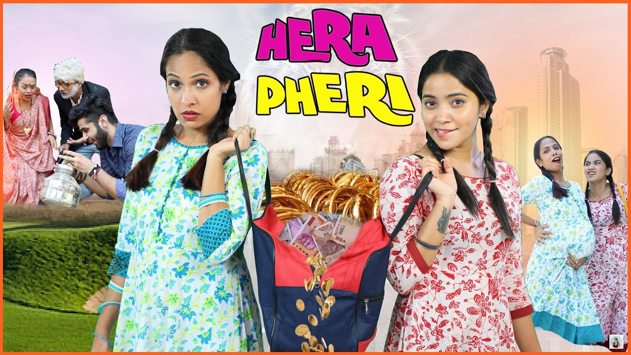 HERA PHERI - Rich vs Normal | ShrutiArjunAnand