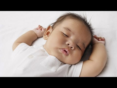 Babies who don't sleep through the night still develop normally, study says