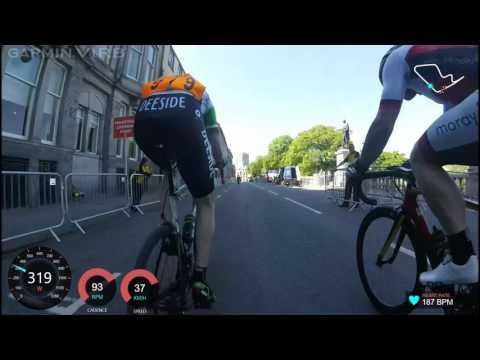 Aberdeen TOUR SERIES cat 3/4 crit  race FULL