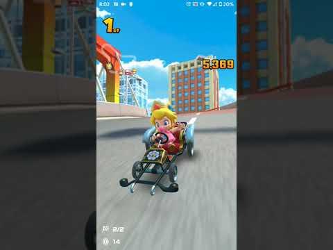 Mario Party (Kart) Tour Platinum Review