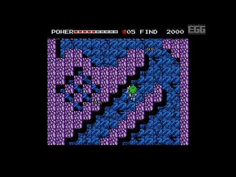 真・魔王ゴルベリアス for MSX2(Sin Golvellius / 80's Japanese old PC game)。騎士ケレシスとなってリーナ姫を助けよう! thumbnail