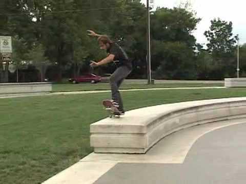 DC Skate Plaza Trip 2007