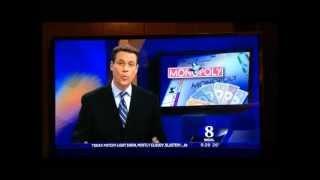 Save The Monopoly Wheelbarrow - WGAL News Clip