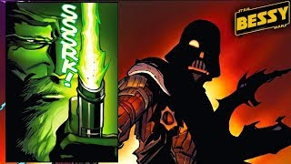 How Darth Vader Killed His First Jedi and Took his Lightsaber(Canon) - Explain Star Wars