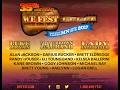 WE Fest 2017 - Artist Lineup