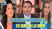 Corren A Carolina Sandoval De Suelta La Sopa Tras Lujosas Vacaciones Ahora No Puede Ir A Trabajar Youtube