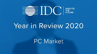 Year in Review 2020 - PC Market