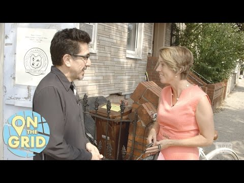 Why the Brooklyn Latino Community Bikes to Work   On The Grid with Zephyr Teachout