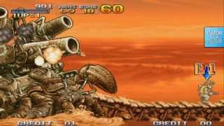 Metal Slug 3 Gameplay Mission 1 Closed Beta [2014 PC/Steam Version]