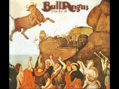 Bull Angus - Free for All 1972 (full album)