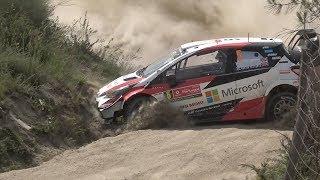 WRC PORTUGAL 2019 HIGHLIGHTS | JUMPS | CRASH & SHOW