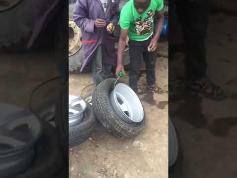 Amazing Tyre repair | unbelievable | Desi jugar