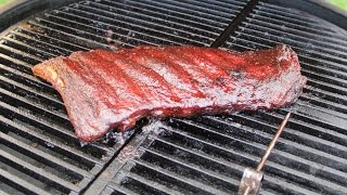 BBQ St. Louis Style Spare Ribs (How To)