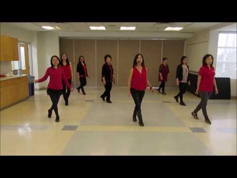 Summer Kiss - Line Dance (Dance & Teach)