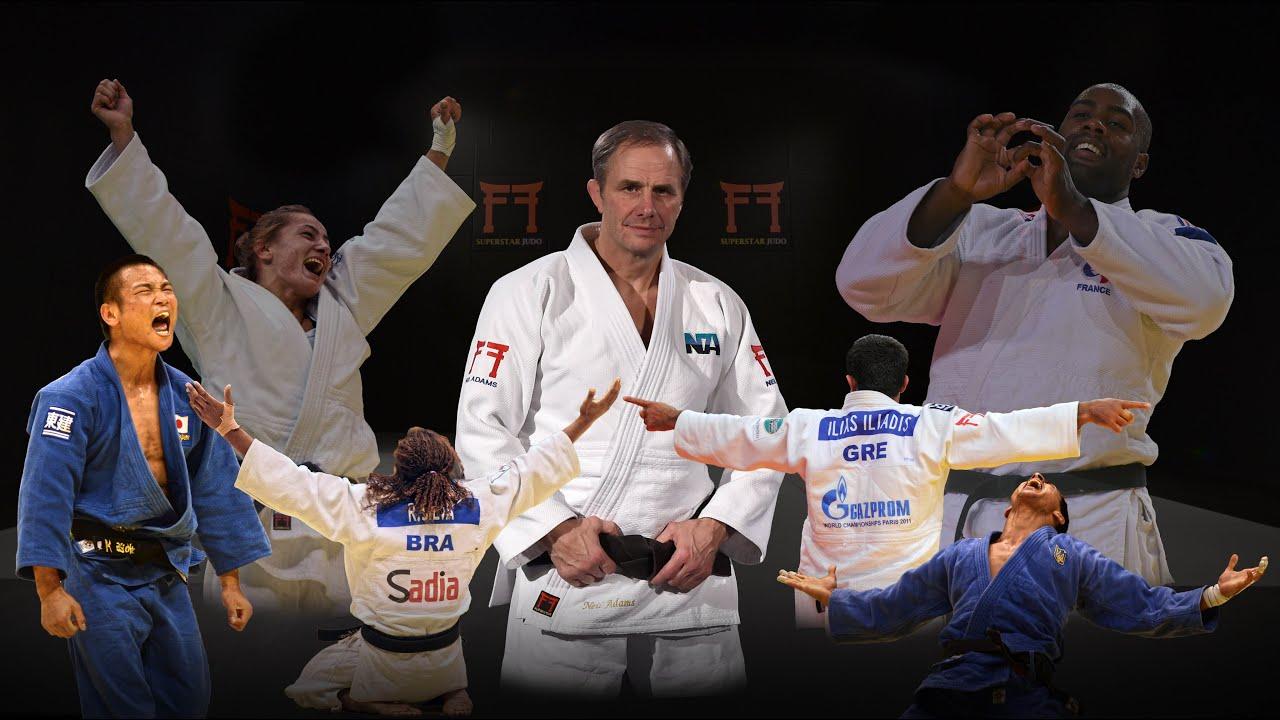 Judo Heitot