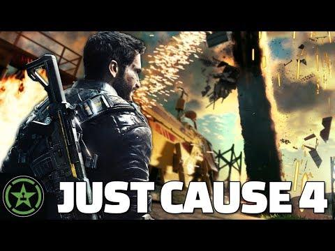 Tornado Guns - Just Cause 4 - Let's Watch