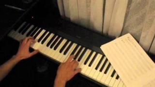 Трея - Облака (piano part)