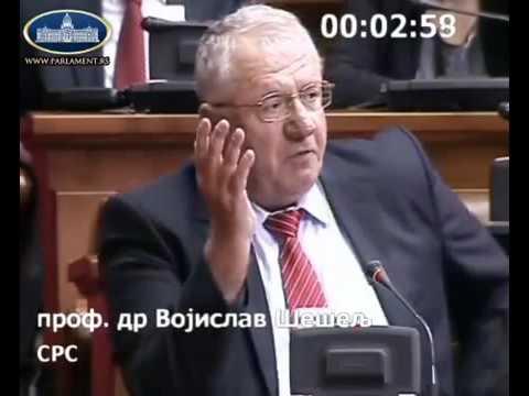 Seselj - Politika Vlade Braniti Mila Djukanovica