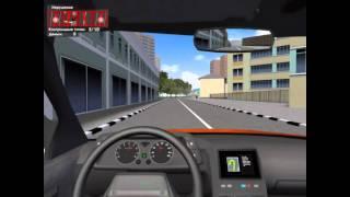 видео самоучитель вождения по городу