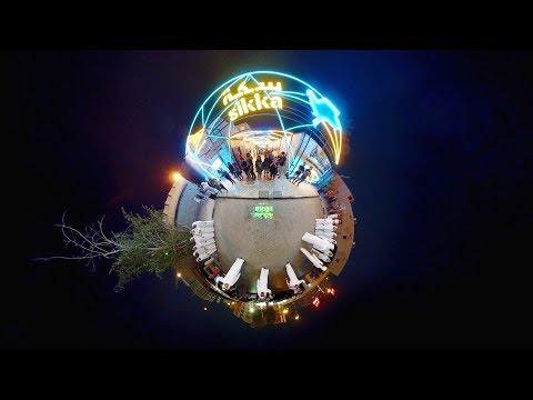 Sikka Art Fair 2018, Dubai, 360 video