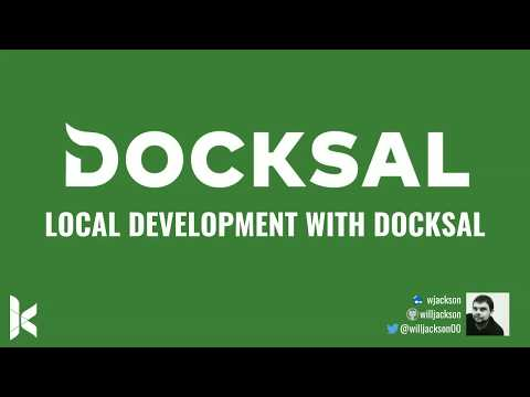 Local Development with Docksal