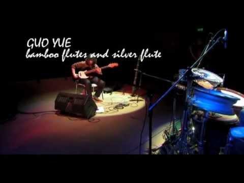 Amighetti Norbakken Guo Yue Wu Fei Ponzini live impro Shan Qi