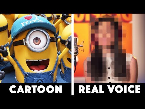 Thumbnail: 10 Real People Behind Famous Cartoons!