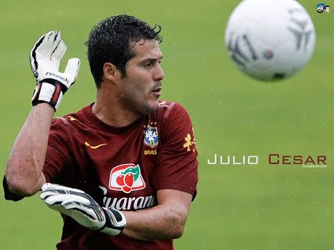 Julio Cesar - Saves - The Myth - Copa Do Mundo - HD - 2014