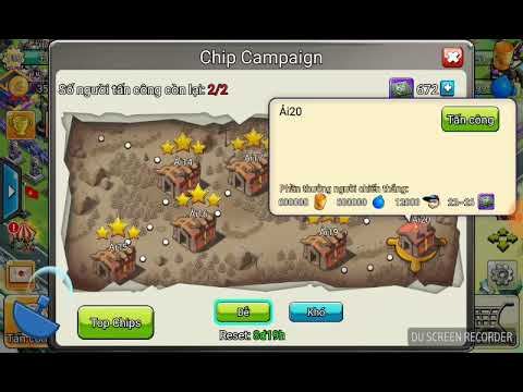 Clash of Zombie Chip Campaign #6
