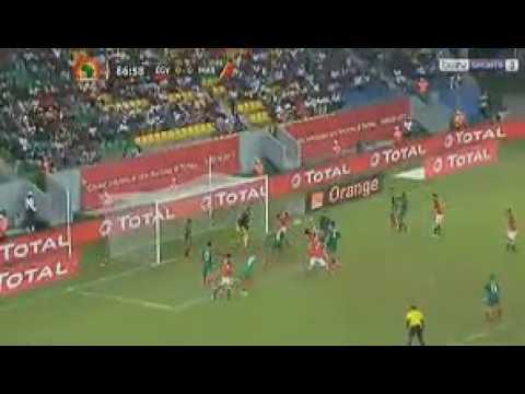 Egypt vs Morocco 1-0 Kahraba Amazing Goal | Egypt 1-0 Maroc [29.01.2017]