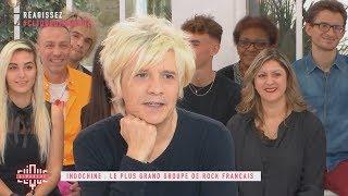 Nicola Sirkis : Indochine, le plus grand groupe de rock Français - Clique Dimanche  - CANAL+