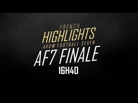 Last Game 🇫🇷 AF7 - FINALE ||