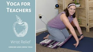 Wrist Relief: 30 Min Yoga Stretches for Hands and Wrists