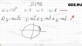 № 24.16 - Алгебра 10-11 класс Мордкович